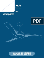 Manual Vt633 Vt673