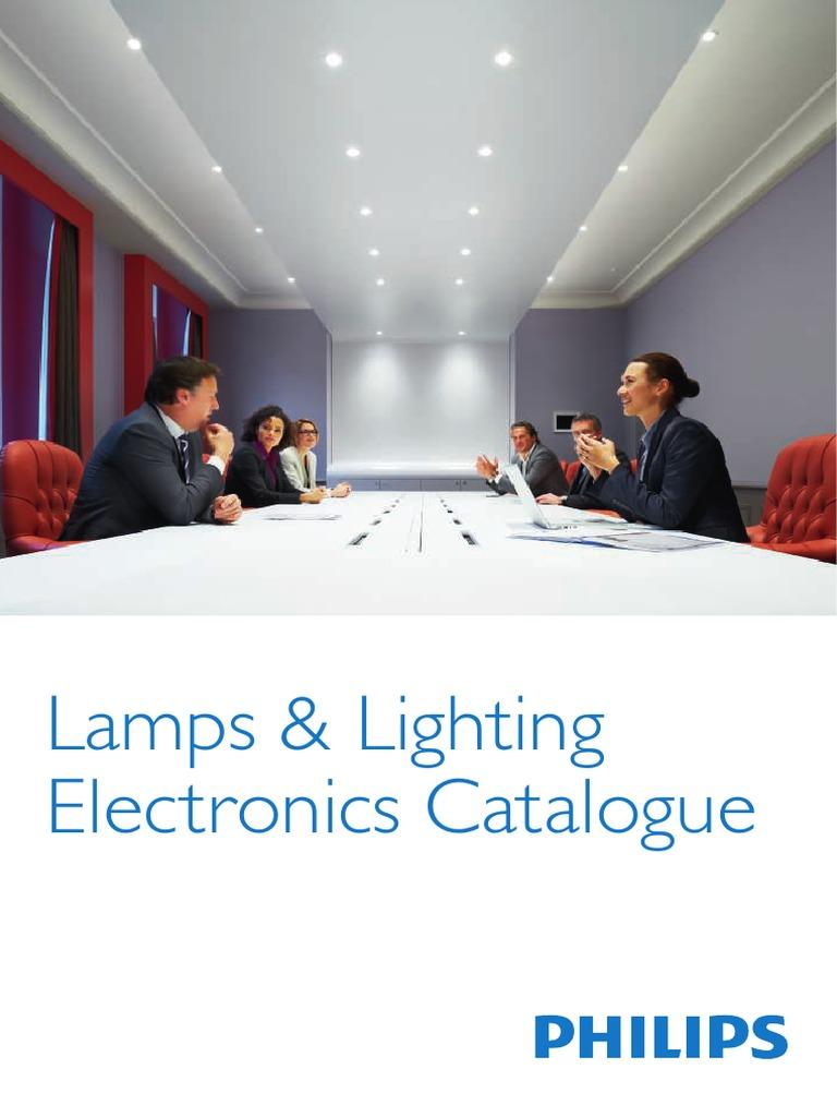 Catalog Phillipspdf Incandescent Light Bulb Architectural Elements