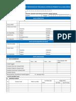 Formulir Permohanan Kredit Koperasi Dan Lampiran