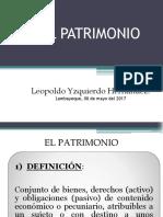 1.- El Patrimonio 2017