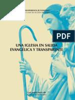"""Una Iglesia en salida, evangélica y transparente"" - Iglesia Católica Montevideo.pdf"