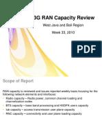 Capacity Monitoring Report Wk33