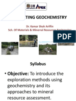 Prospecting Geochemistry2