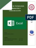 Modulo de Maicrosof Excel T.I.C