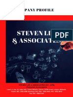 Steven Lim & Associates Profile