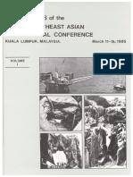 South East Asia -Borehole Logs
