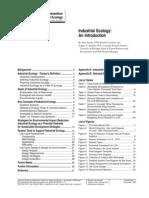 industrijska ekologija - uvod