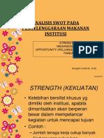 SWOT MSPM