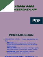 DAMPAK PADA Sumberdaya AIr.ppt