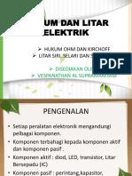 Tajuk 5- Asas Elektrik Dan Elektronik ( Pemjana Audio)