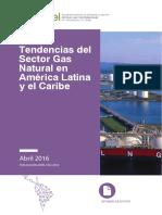 Tendencias Del Sector Gas Natural en Alc