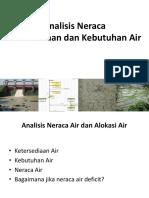 Neraca Air