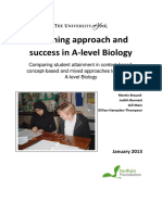A Level Biology Project Final Report 070113docx