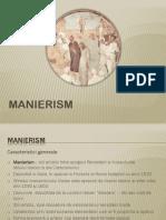 Manierism