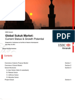 Global Sukuk Market HSBC May 2012