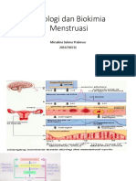 Fisiologi Dan Biokimia Menstruasi