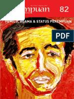 Jp82 Pemilu Agama Dan Status Perempuan Vol.19 No.3 Agustus 2014