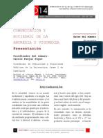 A8/ESP. Comunicación y sociedad