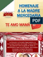 Dia Madre 2017