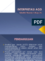 PPT INTERPRETASI AGD