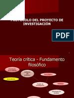 Protocolo de Investigacion Esfap- 2018