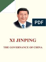 Xi Jinping - The Governance of China