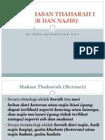 THAHARAH (BERSUCI)