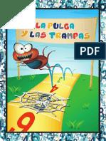 La Pulga y Las Trampas - Tableros y Fichas