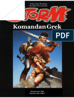 Storm 26 Komandan Grek