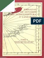 V Jornadas Estudio Historia Lanzarote-Fuerteventura (1991)