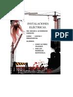 1.INSTALACIONES ELECTRICAS