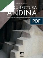 GAVAZZI, A. 2010. Arquitectura Andina. Formas e Historia de los Espacios Sagrados.pdf