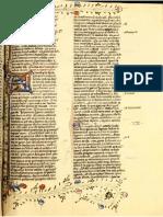 Biblia Sacra Vulgata Latina Manuscrito 127080 Apocalipsis