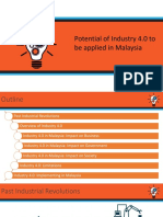 Industry 4.0 in Malaysia