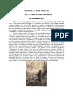 """Pierre MICHEL,  « Mirbeau, Albert Besnard et les """"Lettres de ma chaumière"""" – Un nouveau mystère »,"""