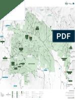 Map Bunyip State Park