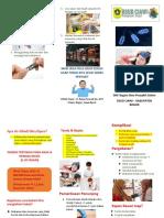 Leaflet Penyuluhan Tifoid