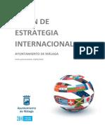 I Plan de Estrategia Internacional.aytoMxlaga