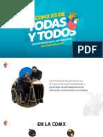 CIUDAD DE TODAS Y TODOS