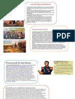 Infografia de Historia