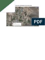 Area y Perimetro de La Poligonal Determinado Con Google Maps
