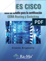 Redes Cisco CCNA Routing y Switching - Ernesto Ariganello Ariganello.pdf