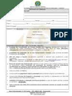 CREA Formulario de Registro de Empresa