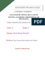 Informe Caso- Adultos- Pruebas Psicometricas
