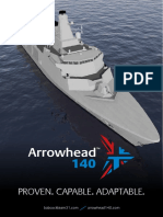 Arrowhead 140 Brochure