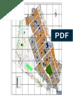 Plano de Equipamiento Urbano Distrital