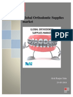 Global Orthodontic Supplies Market