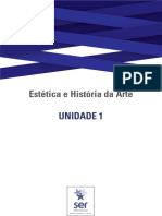 Guia de Estudos Da Unidade 1 - Estética e História Da Arte