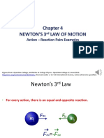 action Reaction pair examples