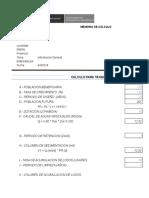 CALCULO TANQUE SEPTICO Y POZO.xlsx